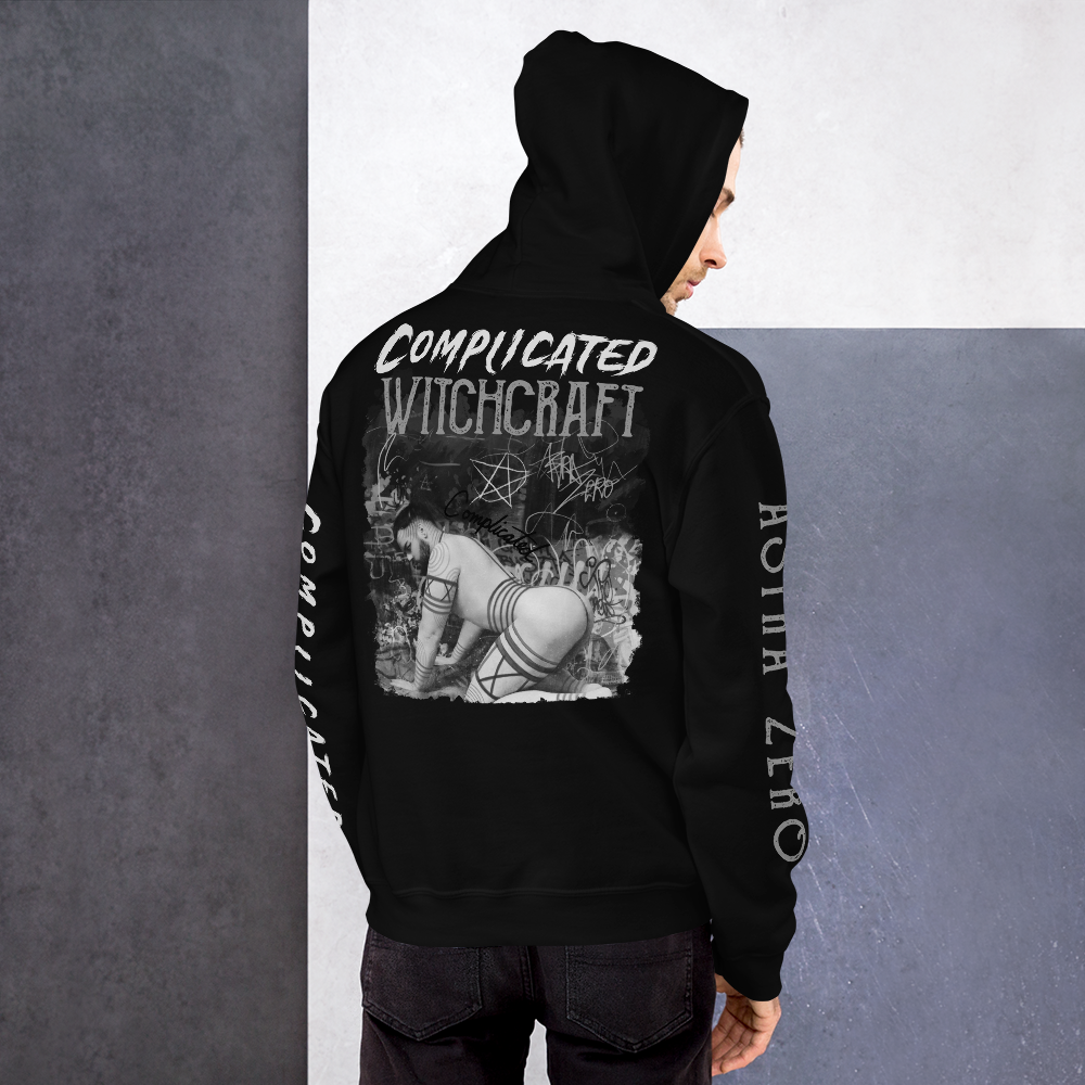 """Featured image for """"Complicated Witchcraft - Unisex Hoodie"""""""