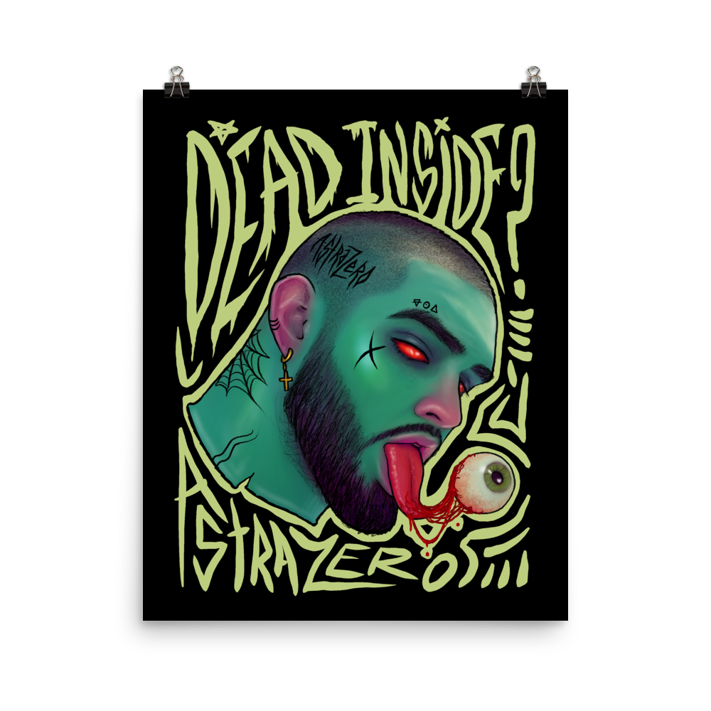 """Featured image for """"Dead Inside - Poster"""""""