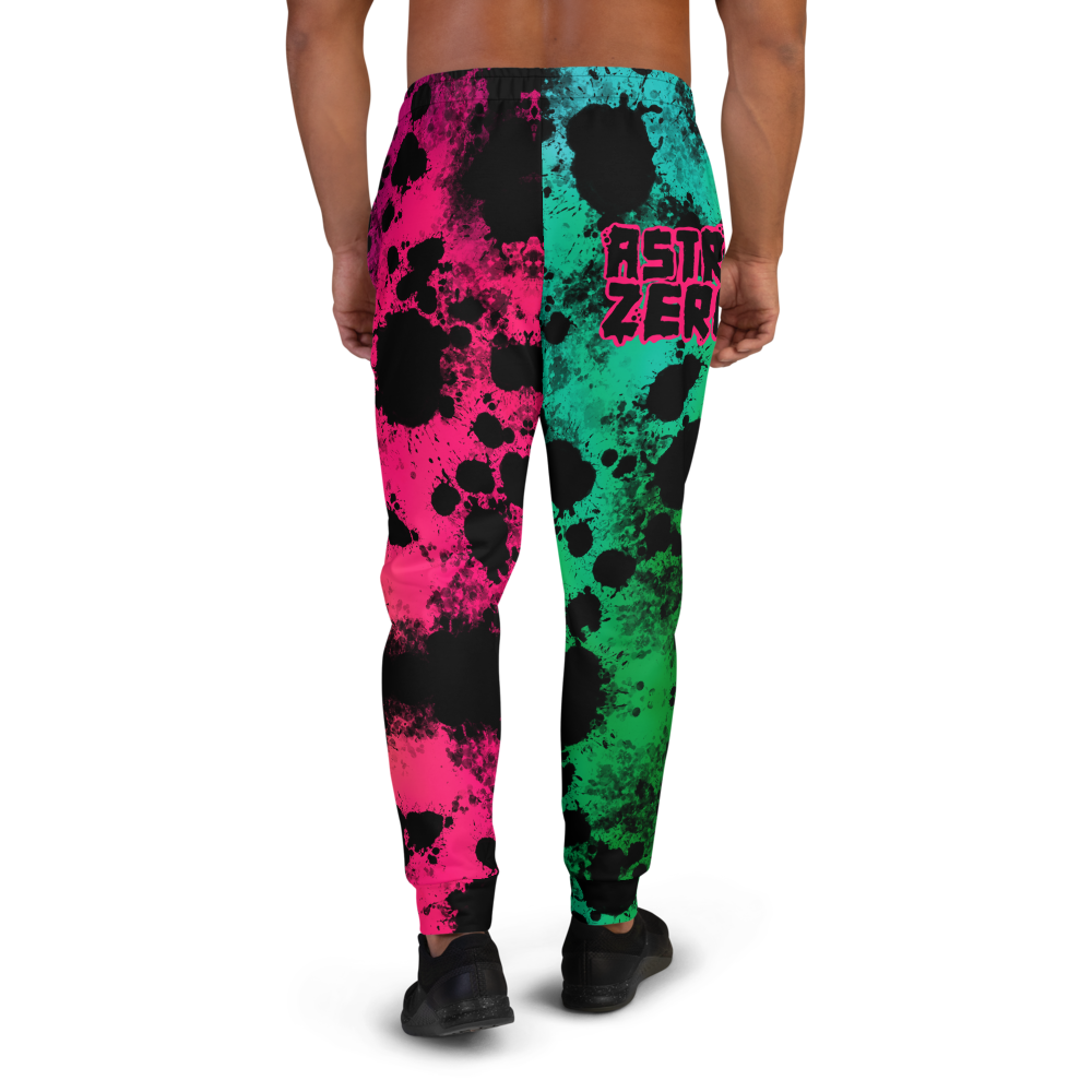 """Featured image for """"Double Splatter - Joggers"""""""