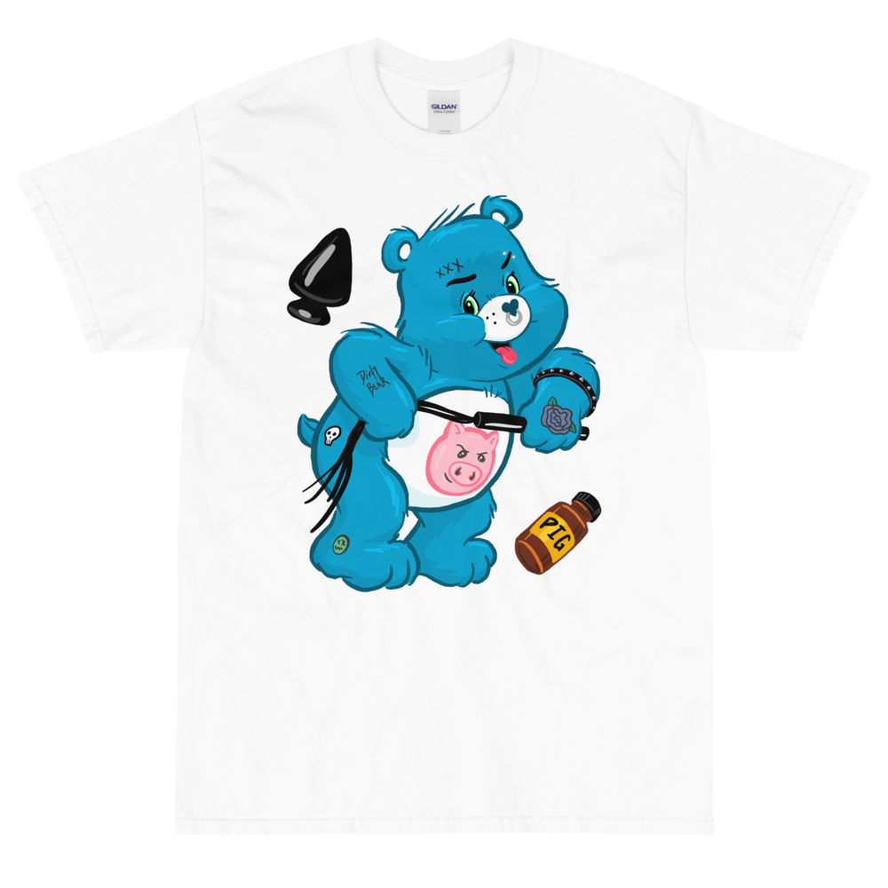 """Featured image for """"Dirty Bear ( 4XL - 5XL Only ) Short Sleeve T-Shirt"""""""