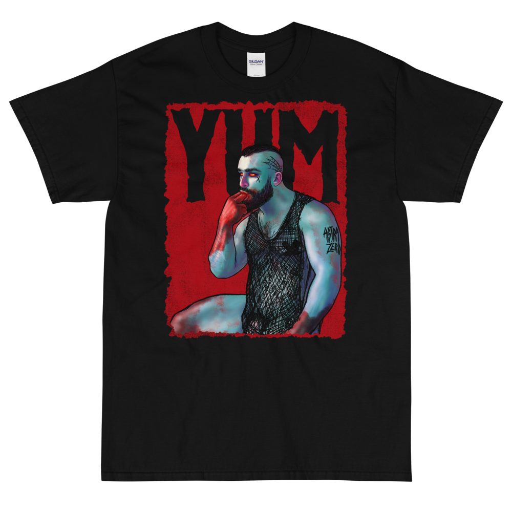 """Featured image for """"YUM ( 4XL - 5XL Only ) Short Sleeve T-Shirt"""""""