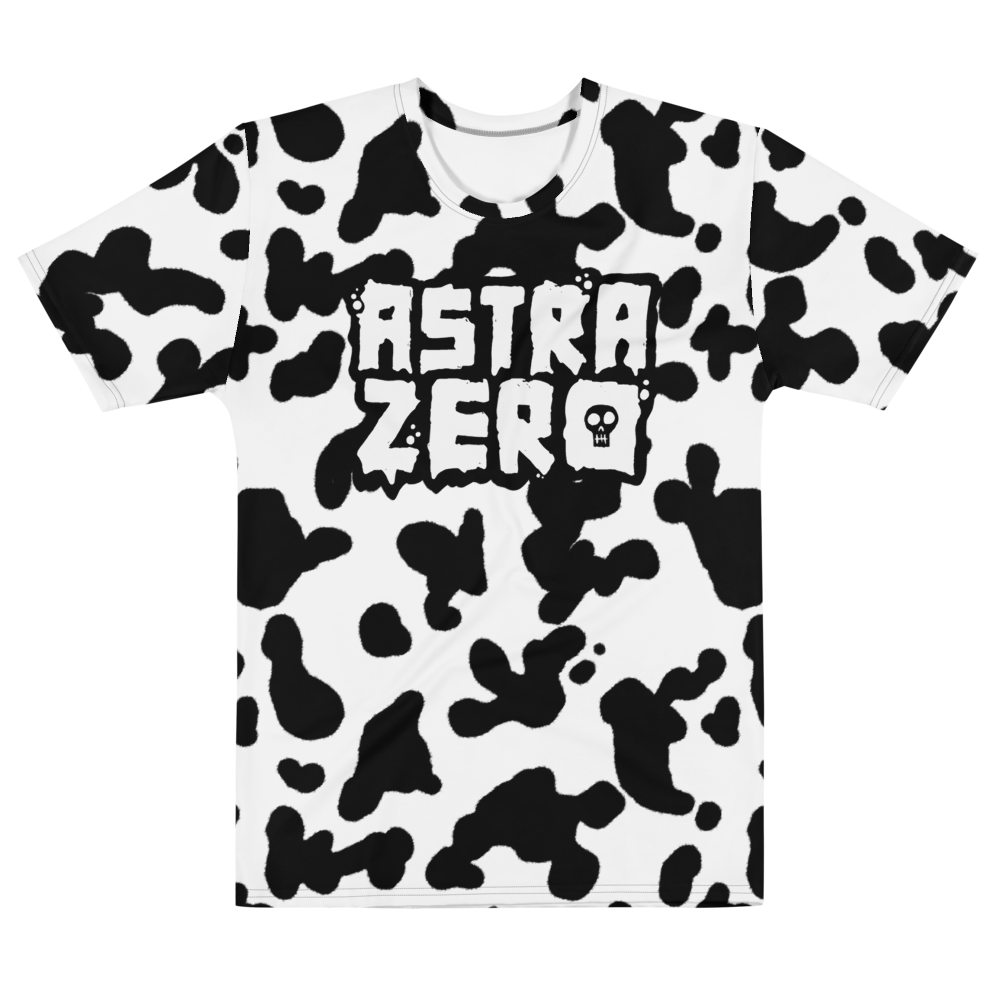 """Featured image for """"Astra Zero Cow - T-shirt"""""""