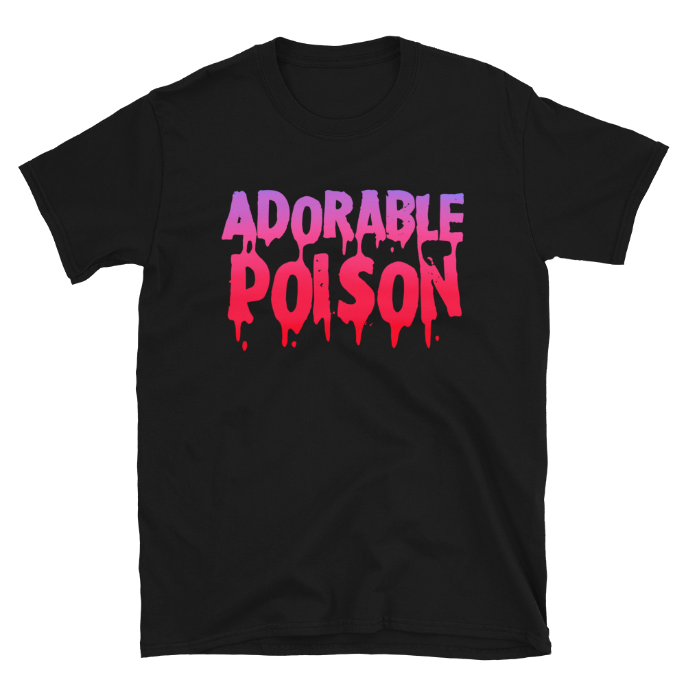 """Featured image for """"Adorable Poison - Short-Sleeve Unisex T-Shirt"""""""