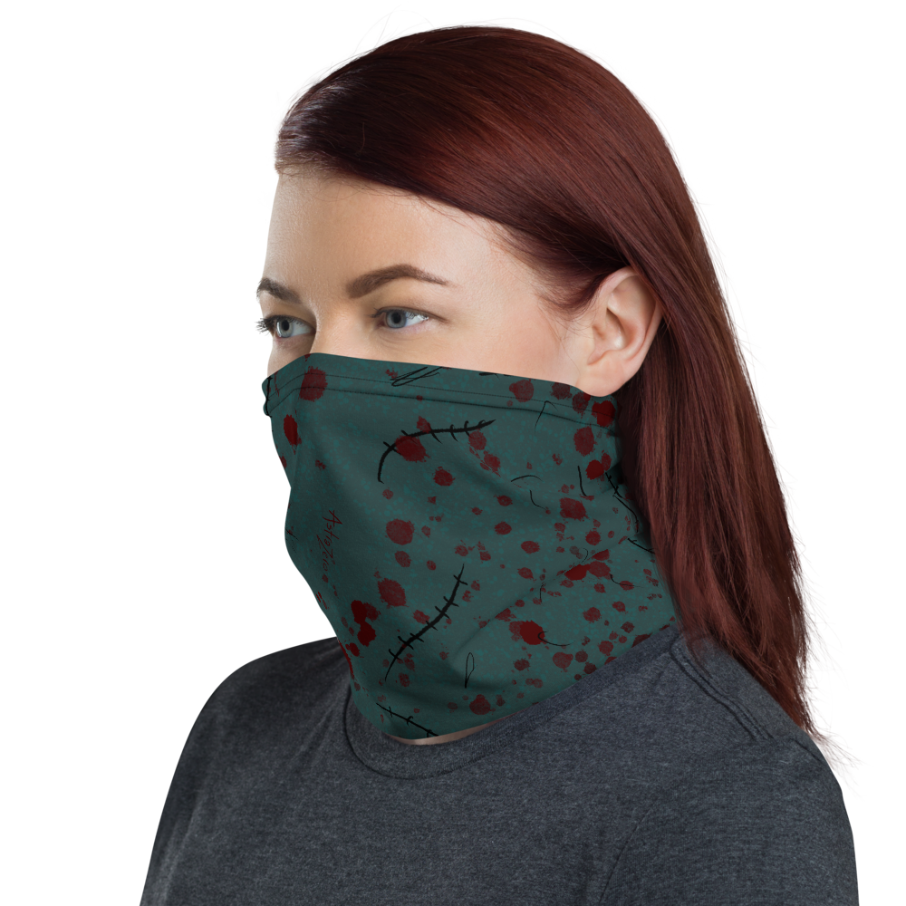 """Featured image for """"Zombie Blood - Neck Gaiter"""""""