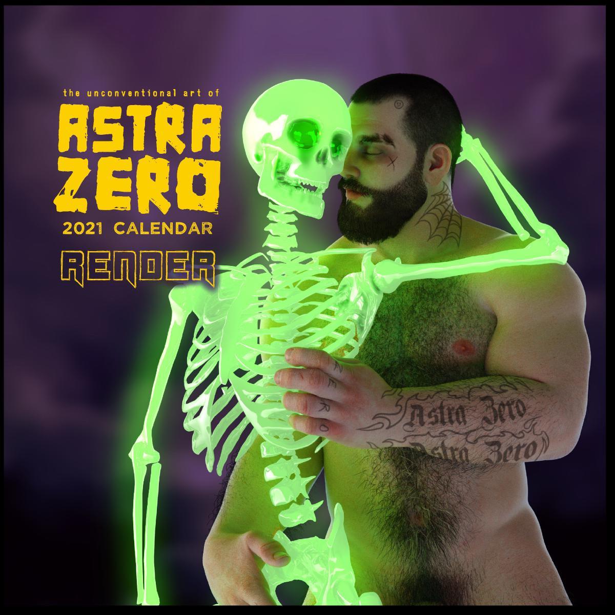 "Featured image for ""Astra Zero Render 2022 Calendar"""