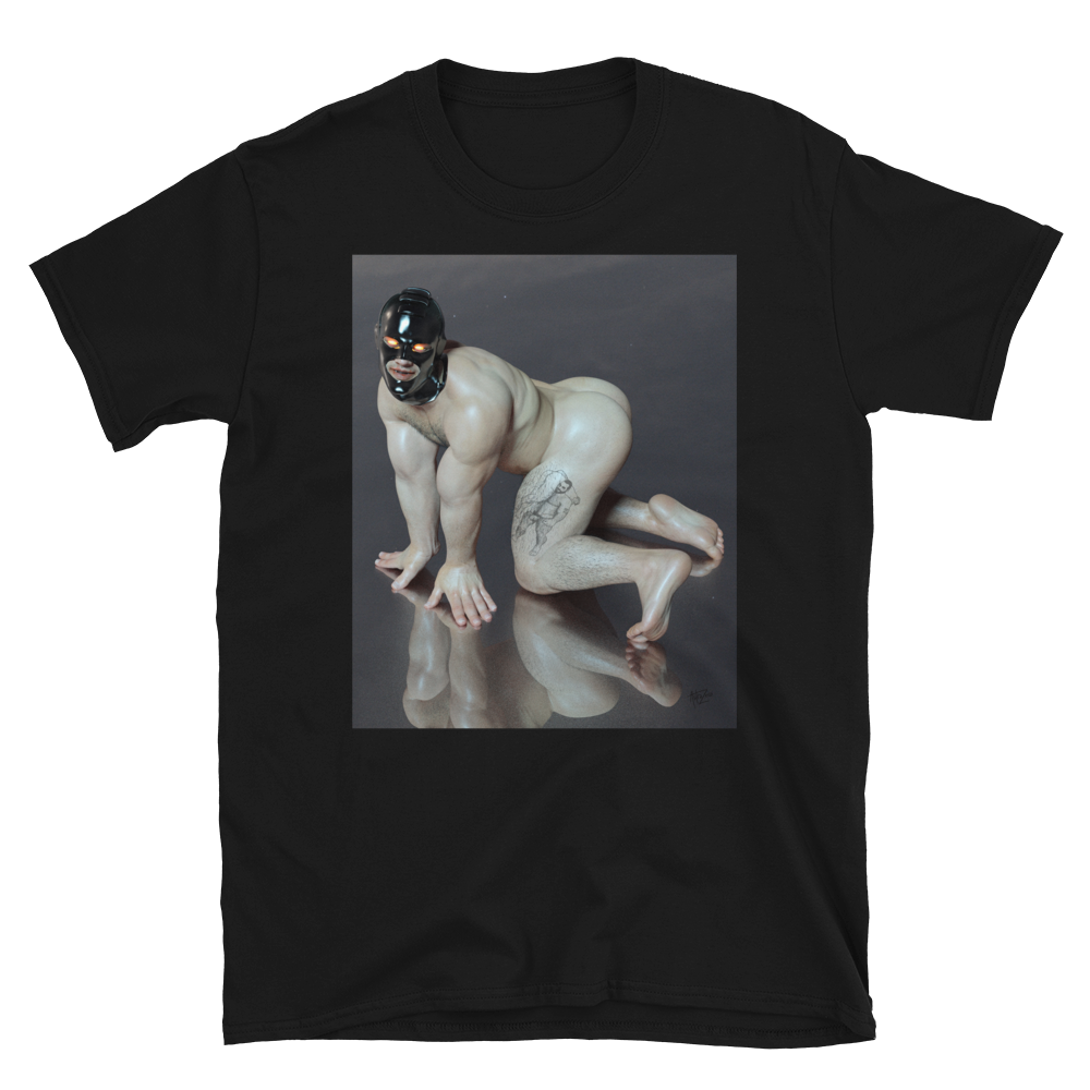 """Featured image for """"Positions - Short-Sleeve Unisex T-Shirt"""""""