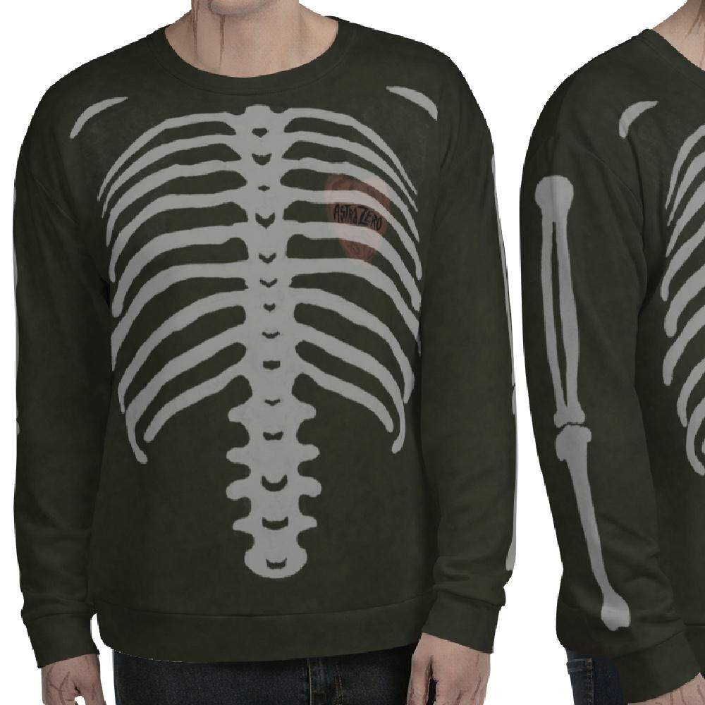 """Featured image for """"Rotten Bones - Unisex Sweatshirt"""""""