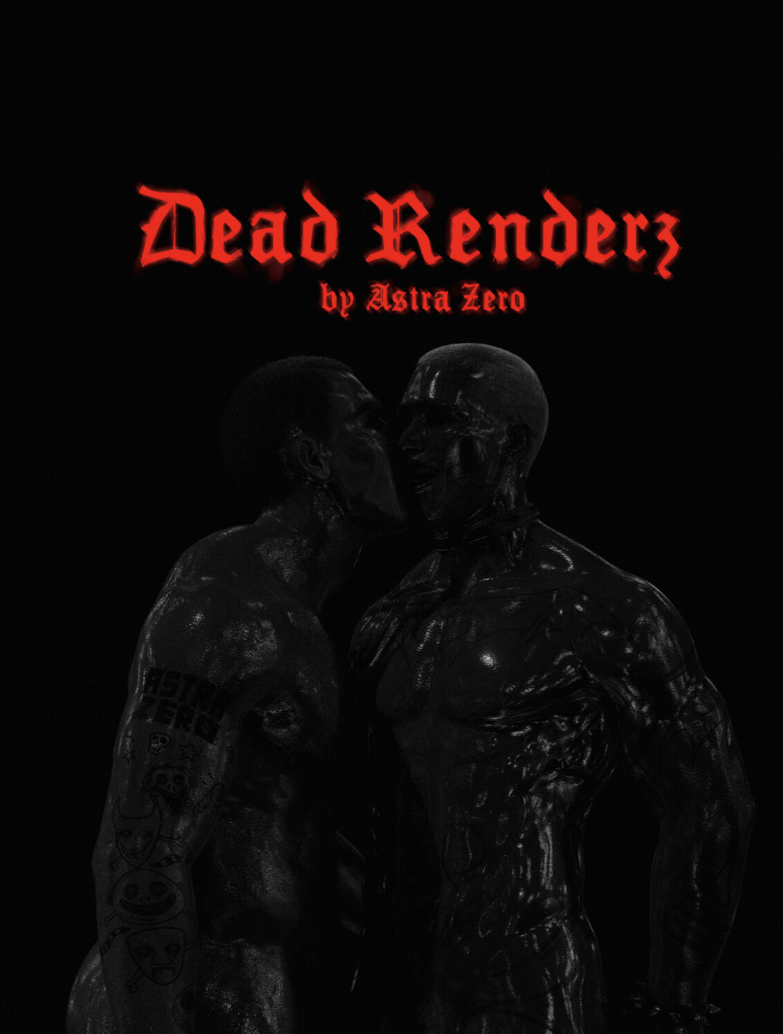 """Featured image for """"Dead Renderz : Art Book by Astra Zero"""""""
