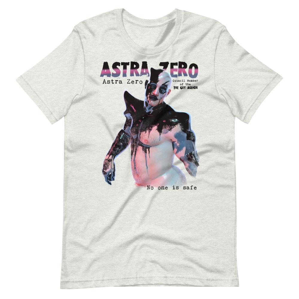 "Featured image for ""Liquid - Gay Agenda - T-Shirt | Bella + Canvas 3001"""