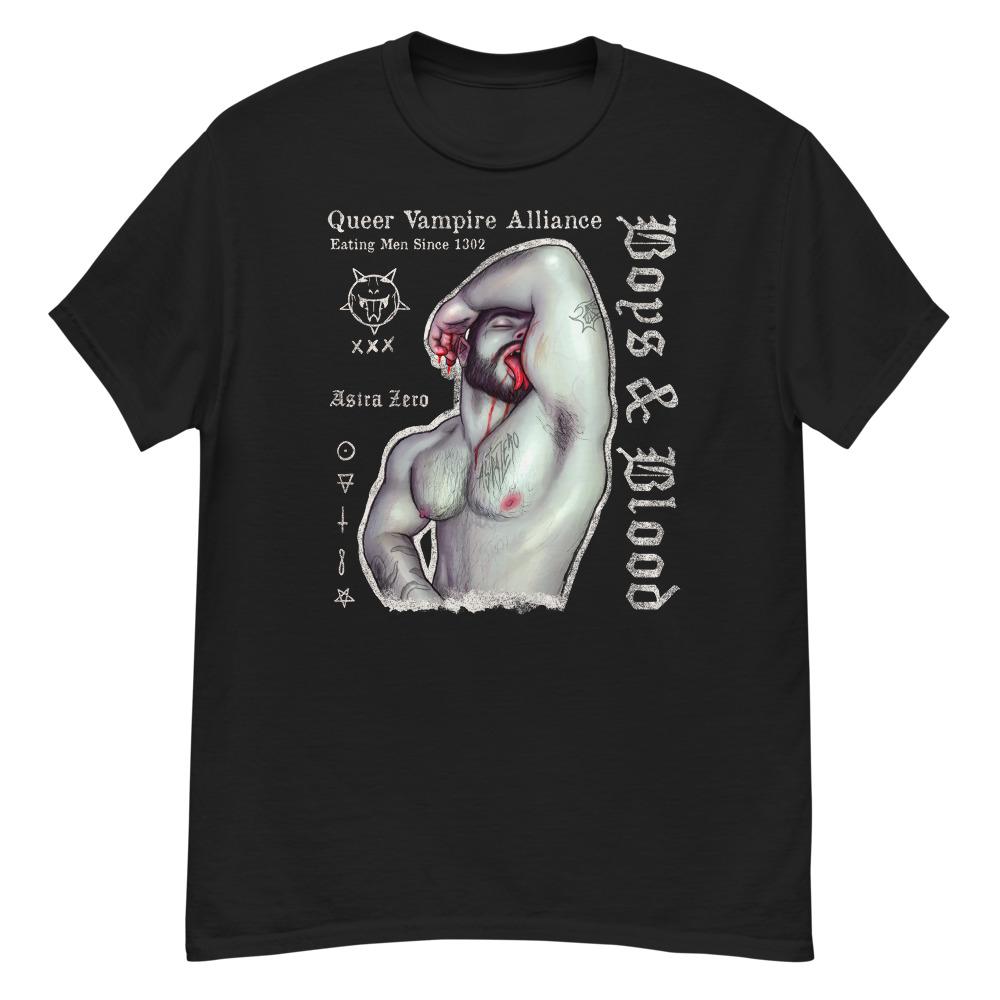 "Featured image for ""Boys & Blood - Men's Heavyweight Tee   Gildan 5000"""
